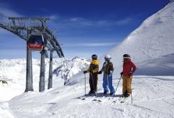Pitztaler Gletscher - Gondel schauen