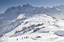 Portes du Soleil - Skiregion Les Crosets