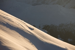 Quatre Vallees - Freeriding in Verbier