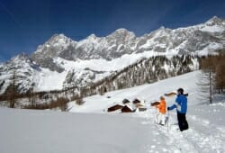 Ramsau-Dachsteingletscher - Schneeschuhwandern