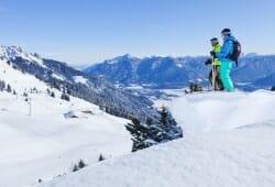 Reutte-Hahnenkamm - Skifahren