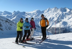Saas-Fee - Skitouren