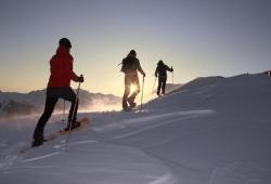 Speikboden - Schneeschuhwandern