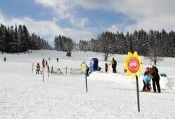 Skigebiet Sandl-Viehberg - Kinderland