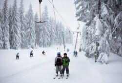 Skigebiet Sandl-Viehberg - Vieberglift