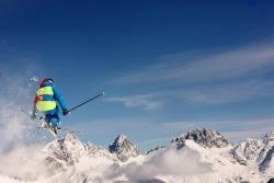 Savognin - Skisprung