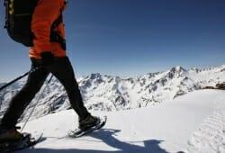 Schnalstal - Schneeschuhwandern