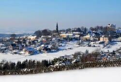 Schoeneck - Stadtansicht