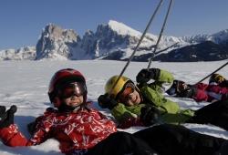 Seiser Alm - Skikinder