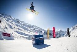 St Anton am Arlberg - Stanton Park am Rendl