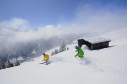 St Anton am Arlberg - Freeriden