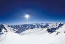 Stubaier Gletscher - Gletscher Panorama
