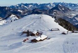 Sudelfeld-Bayrischzell - Skigebiet
