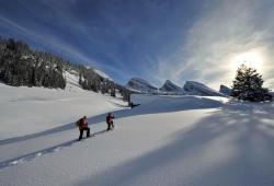 Toggenburg - Schneeschuhlaufen