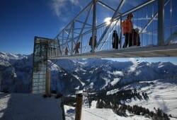 Das Hoechste - Aufzug am Walmendingerhorn