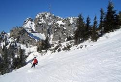 Wendelstein - Skiabfahrt