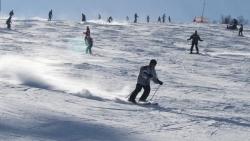 Winterberg - Skiliftkarussell - Skipiste