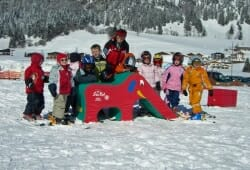 Zahmer Kaiser - Skischule
