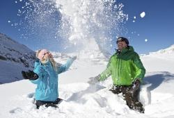 Zermatt - Cervinia - Schneespass