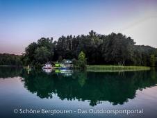 SUP Tour - Liepnitzsee