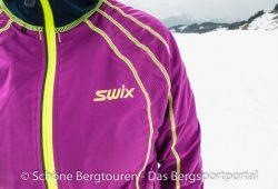 Swix Star XC Jacket - Swix Logo