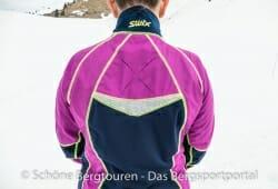 Swix Star XC Jacket - Rueckansicht