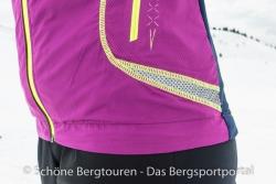 Swix Star XC Jacket - Reflektierende Details
