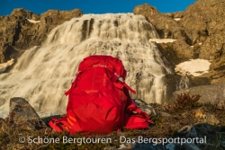 Tatonka Storm 25 - Dynjandi Wasserfall