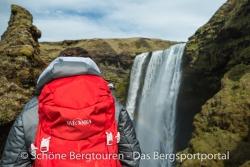 Tatonka Storm 25 - Skogafoss auf Island