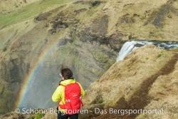 Tatonka Storm 25 - Ueberm Regenbogen auf Island