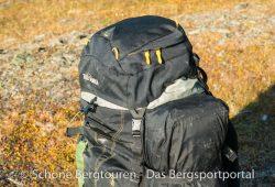 Tatonka Yukon 50 Trekkingrucksack - Rucksackdeckel