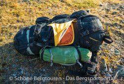 Tatonka Yukon 50 Trekkingrucksack - dreidimensionale Frontoeffnung