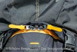 Tatonka Yukon 50 Trekkingrucksack - Abschliessbare Zipper