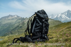 Tatonka Yukon 50 Trekkingrucksack - Seitenansicht