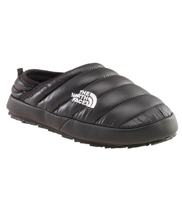The North Face - NSE Traction Mule Men - Shiny Black-Black