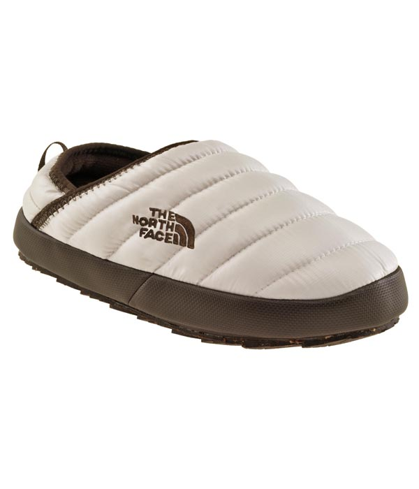 The North Face - NSE Traction Mule Women - Shiny Moonlight Ivory-Demitasse Brown