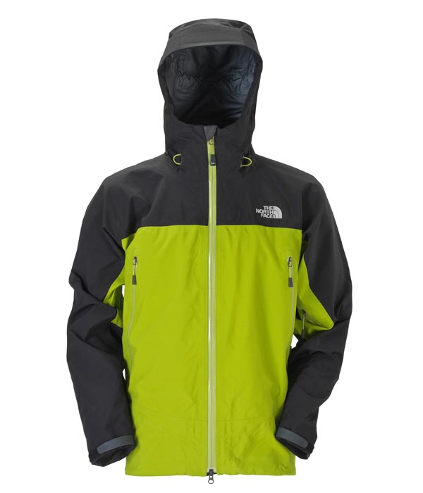The North Face - Point Five Jacket - Gunnison Green