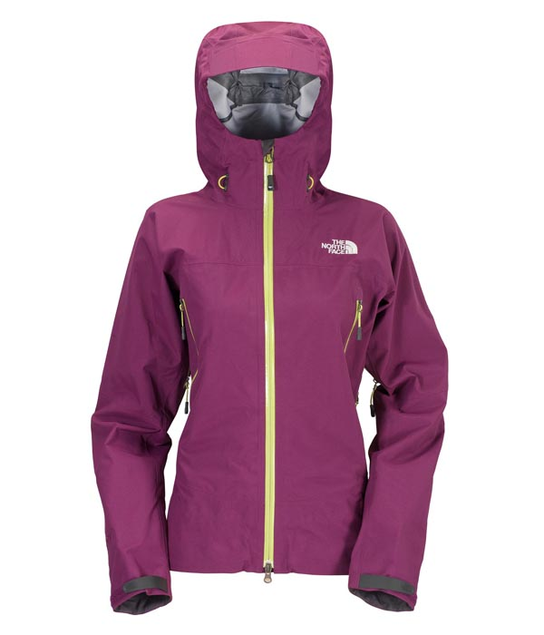The North Face - Point Five Jacket Women - Chrushed Plum