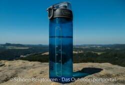 Thermos Hydration Bottle - Fuellstandsanzeige