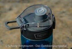 Thermos Hydration Bottle - Ausklappbare Trageschlaufe