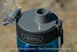 Thermos Hydration Bottle - Trinkoeffnung