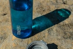Thermos Hydration Bottle - Trinkflasche und Deckel