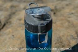 Thermos Hydration Bottle - Verschlusssicherung
