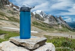 Thermos Hydration Bottle - Val Veny