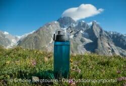 Thermos Hydration Bottle - Mont Blanc de Courmayeur