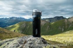 Thermos Hydration Bottle - Graubuenden