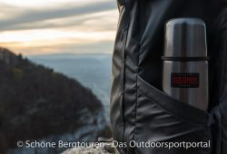Thermos Light and Compact - Im Rucksack