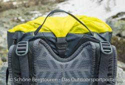 Thule Stir 35L Wanderrucksack - Rucksackdeckel