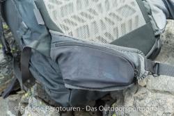 Thule Stir 35L Wanderrucksack - RV-Tasche am Hueftgurt