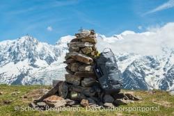 Thule Stir 35L Wanderrucksack - Franzoesische Alpen